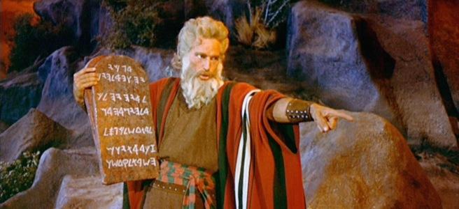 Ten Commandments 1 – Introduction & Preamble – A Pilgrim's